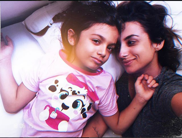 Camila e a filha, Felipa (Foto: Reprodução/ Instagram)
