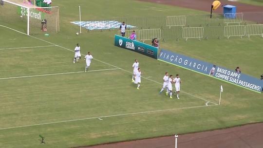Após altos e baixos, Anderson Leite aproveita vaga como titular e garante vitória do Londrina