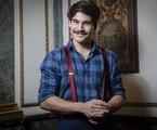 Nicolas Prattes, o Alfredo de 'Éramos seis' | Raquel Cunha/TV Globo