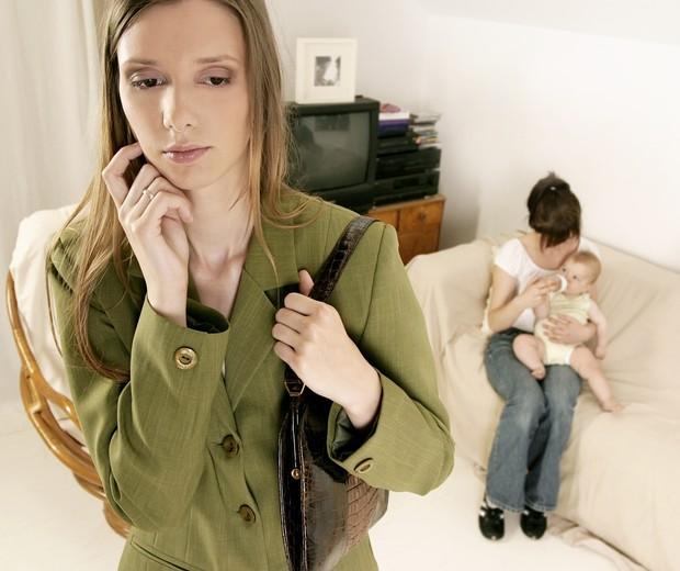 mãe; trabalho; licença-maternidade; cuidador (Foto: Thinkstock)