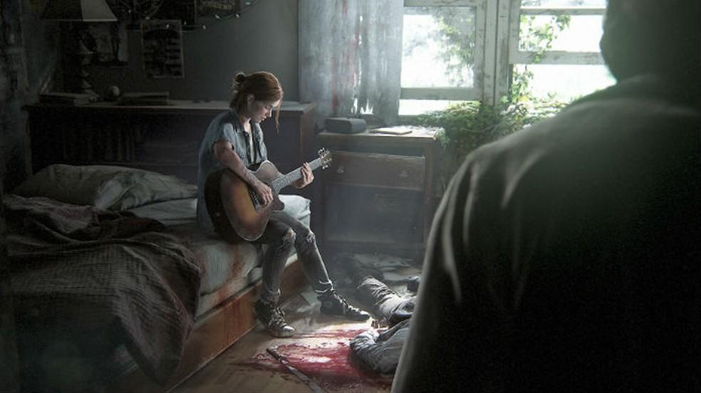Com jogos grande a caminho, como The Last of Us Part II, não se sabe quando o console vai parar de receber lançamentos — Foto: Divulgação/NaughtyDog