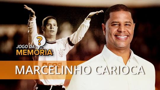 """Marcelinho Carioca, a """"mulher de malandro"""" e a briga com Luxa"""