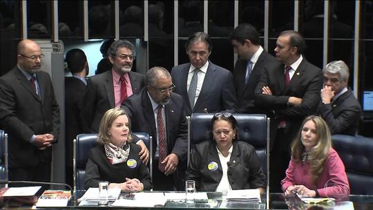 Presidente do Conselho de Ética aceita denúncia contra Lindbergh Farias