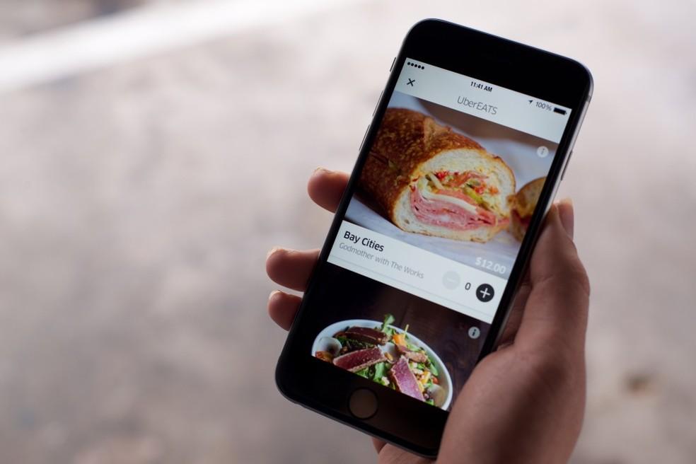 049c3c82f ... Aprenda como compartilhar seu código promocional no Uber Eats e ganhar  desconto — Foto  Divulgação