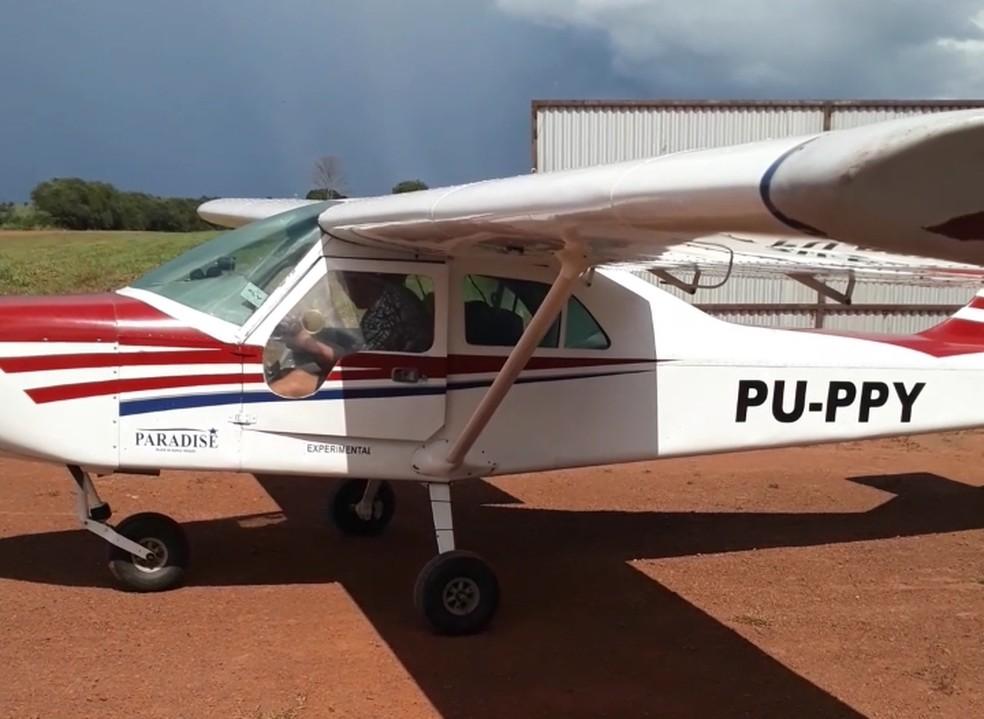 Aeronave sumiu no dia 28 de abril, segundo a família de um dos desaparecidos.  — Foto: Reprodução/Arquivo pessoal