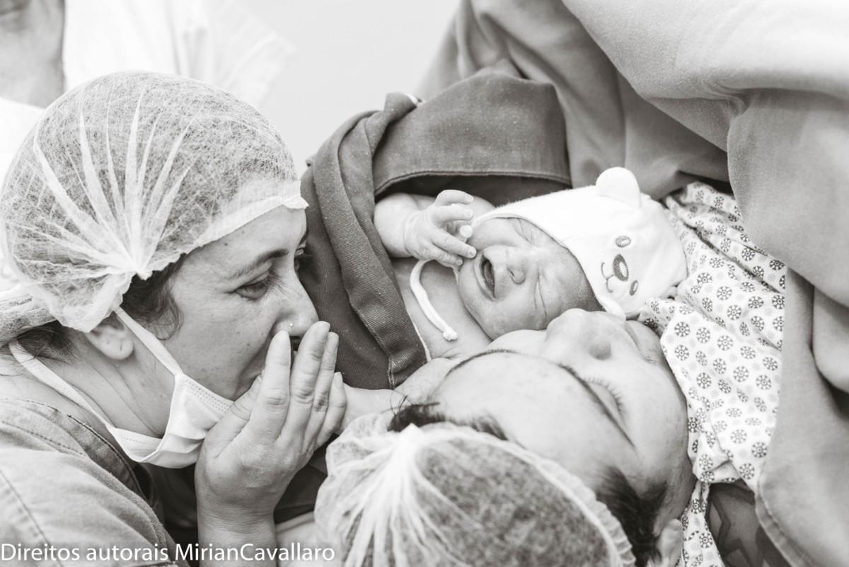 Nasce Antonella, filha do homem trans de Itapira que engravidou para realizar o sonho da família - G1