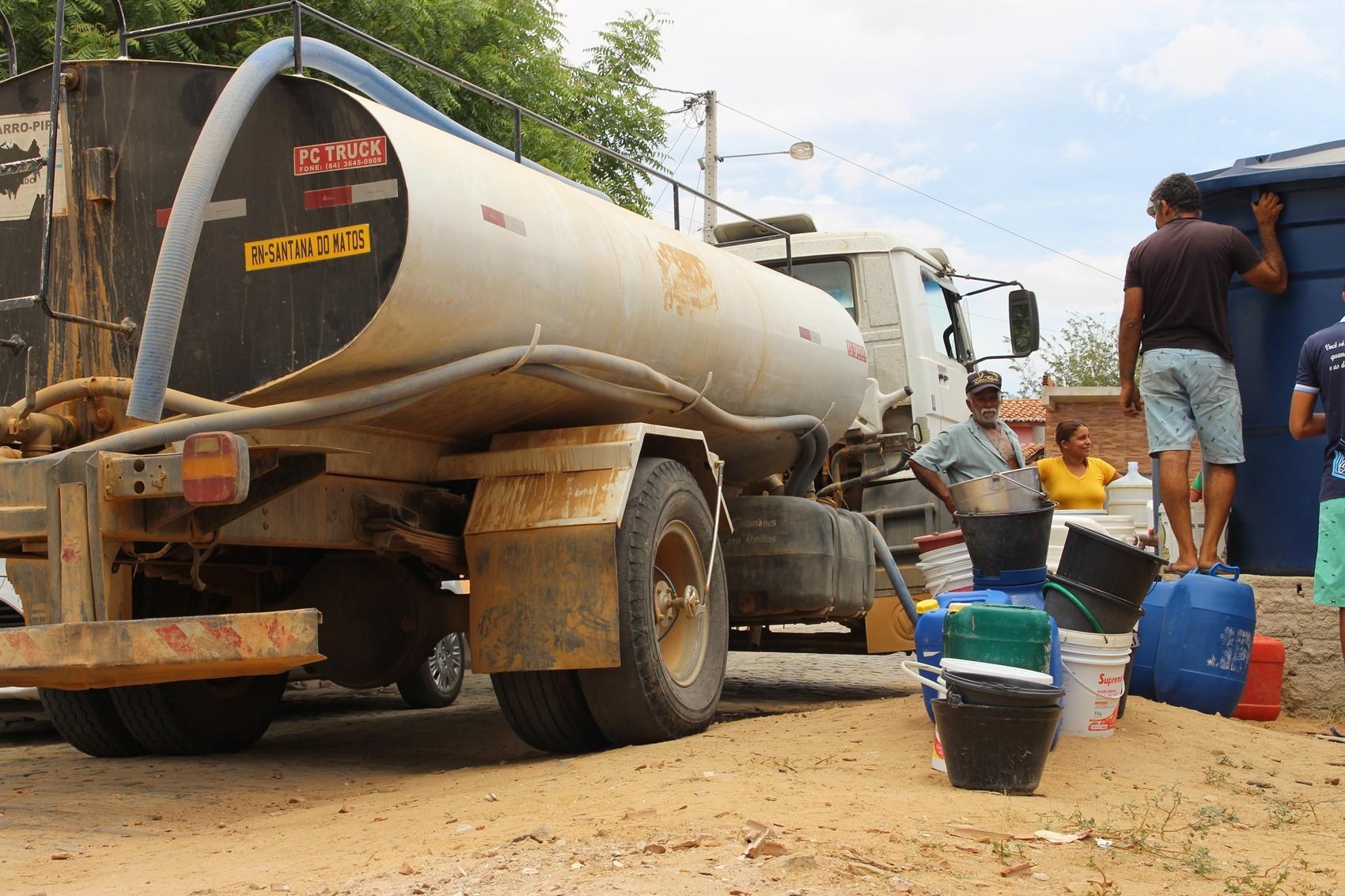 Prazo para municípios do RN informarem dados sobre seca acaba nesta quarta-feira - Noticias