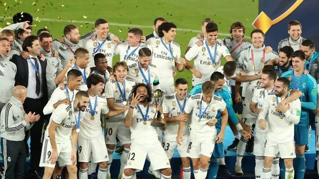 Real Madrid é campeão mundial pela sétima vez