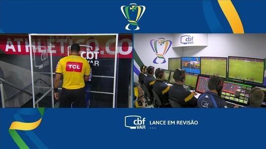 Como a saída de três e a profundidade pelos lados classificaram o Athletico na Copa do Brasil
