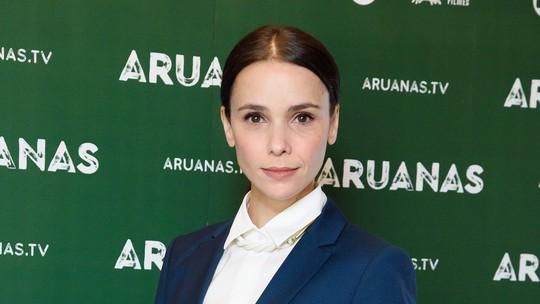 Débora Falabella participa da pré-estreia de 'Aruanas' em Londres