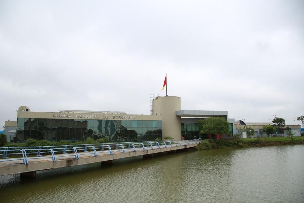 Câmara Municipal de Sorocaba (SP) — Foto: Câmara Municipal/Divulgação
