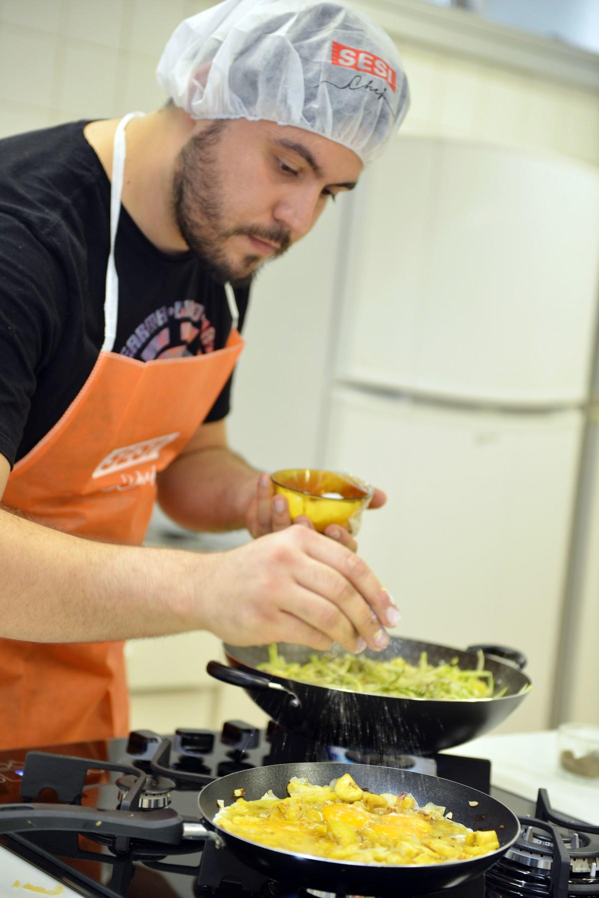 Final da competição de culinária 'SESI Chef' acontece em Campinas neste sábado