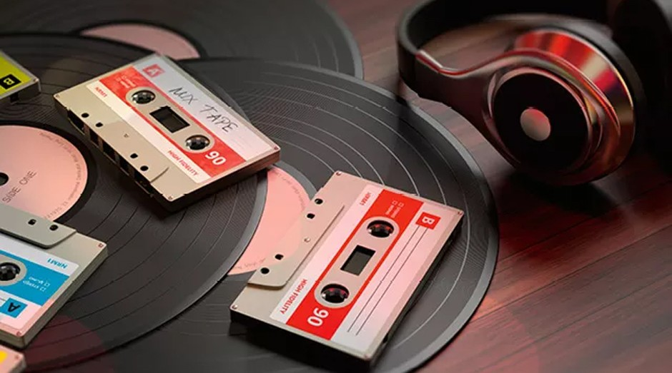 Discos e fitas: negócios aproveitam nostalgia do setor (Foto: Thinkstock)