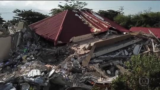 Número de mortos passa de 1.500 após terremoto e tsunami na Indonésia