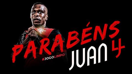 Juan completa 39 anos e recebe o carinho de Kaká e Vinicius Junior; veja o vídeo