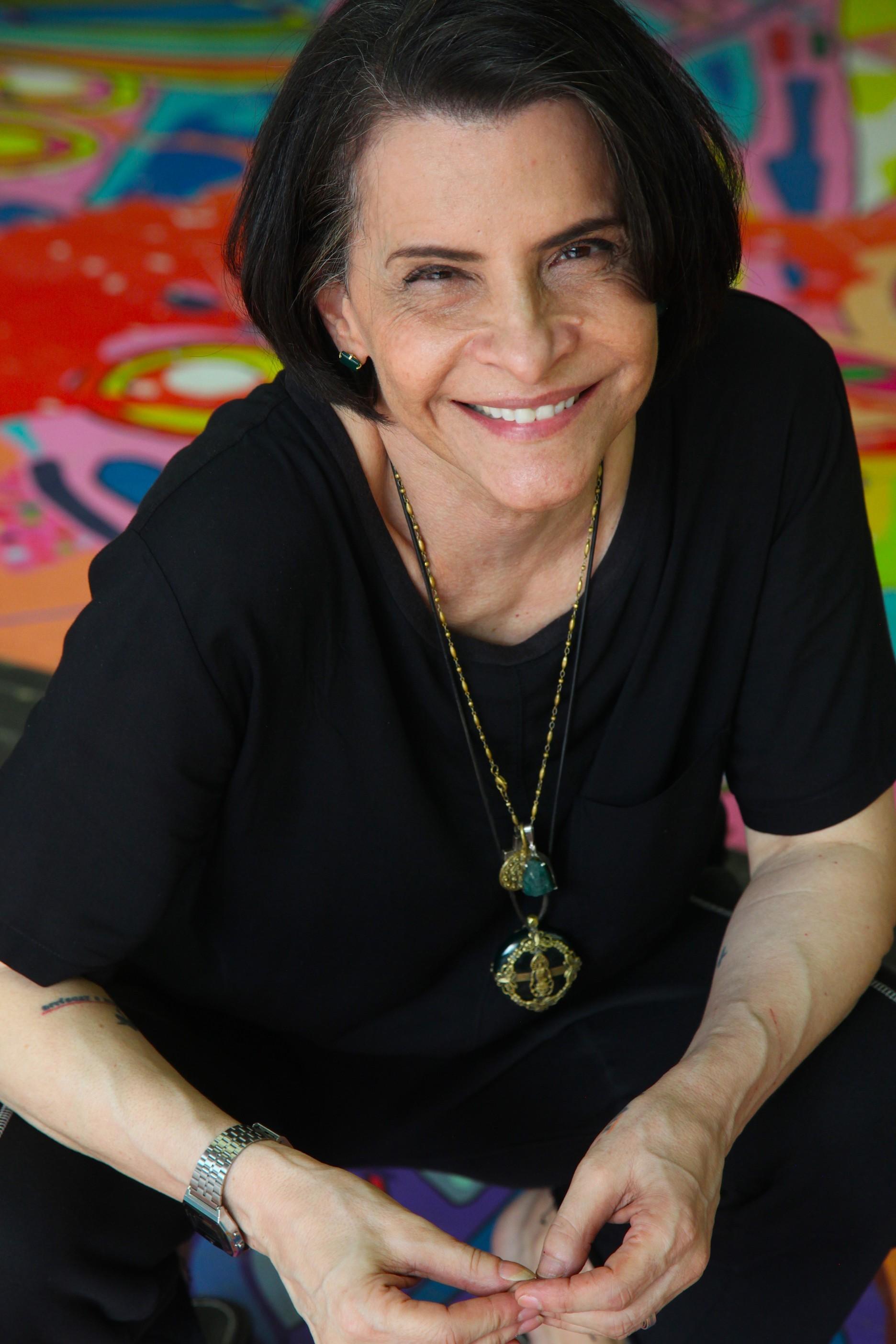Marina Lima: 'Descobri o charme, os pequenos ganhos e detalhes de ser mais velha'