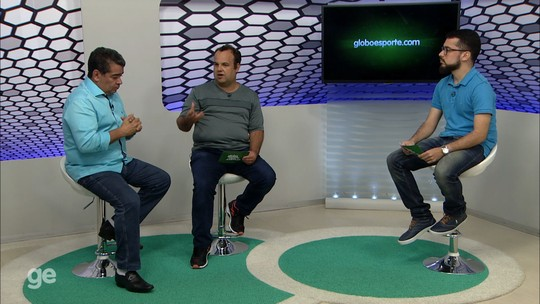 Resenha do GE: estádios, tabela, fórmula... Amadeu fala sobre o Paraibano 2018