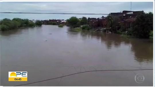Meteorologia faz alerta de chuvas para o Grande Recife, Zona da Mata e Agreste