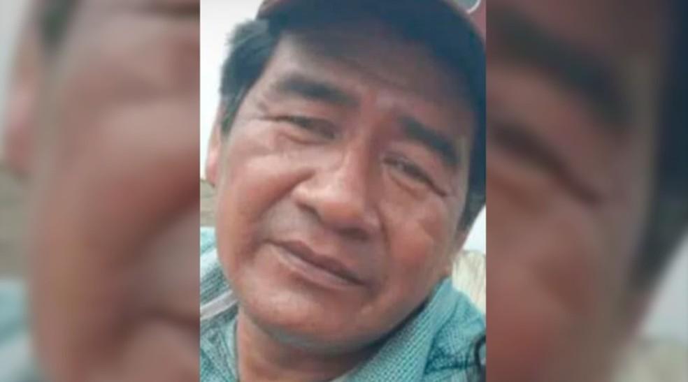 Cacique é morto em conflito entre famílias e tem corpo incendiado em aldeia em Cumaru do Norte, no Pará. — Foto: Reprodução