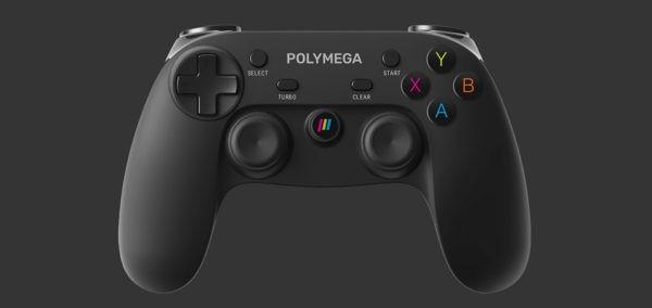 Controle Polymega (Foto: reprodução)