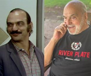 """Protagonista da história, aos 43 anos, Lima Duarte viveu o matador Zeca Diabo, que voltava para Sucupira convidado por Odorico Paraguaçú (Paulo Gracindo). Hoje, aos 90, ele está escalado para a segunda temporada de """"Aruanas""""   Reprodução"""
