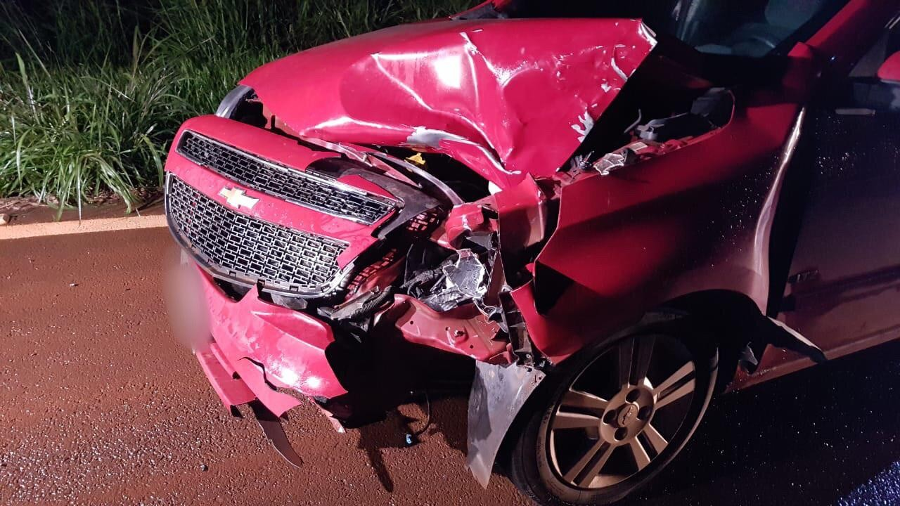 Idoso morre atropelado na BR-277, em São Miguel do Iguaçu