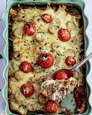Carne moída de forno (Foto: Rogério Voltan/Casa e Comida)