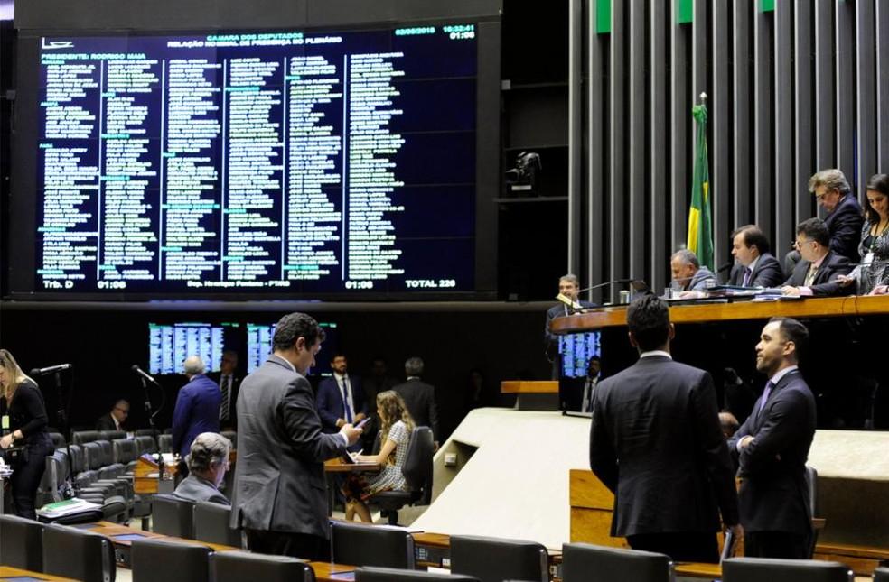 Projeto aprovado pelo plenário da Câmara dos Deputados segue para votação no Senado. (Foto: Luiz Macedo / Câmara dos Deputados)