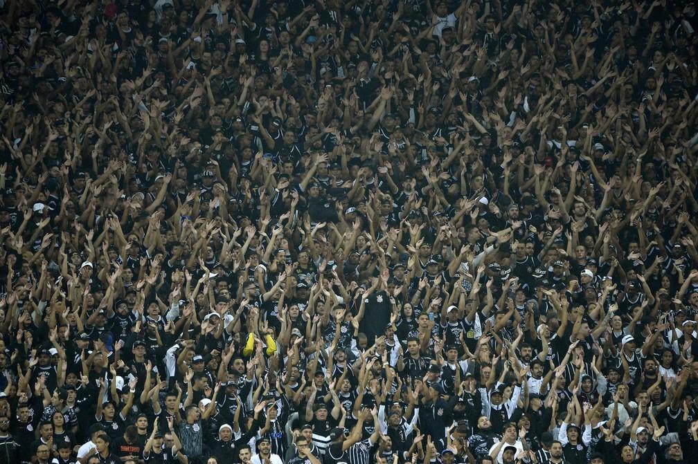 Corinthians perdeu 894 mil sócios-torcedores após manifestação na Avenida Paulista? Clube divulga nota
