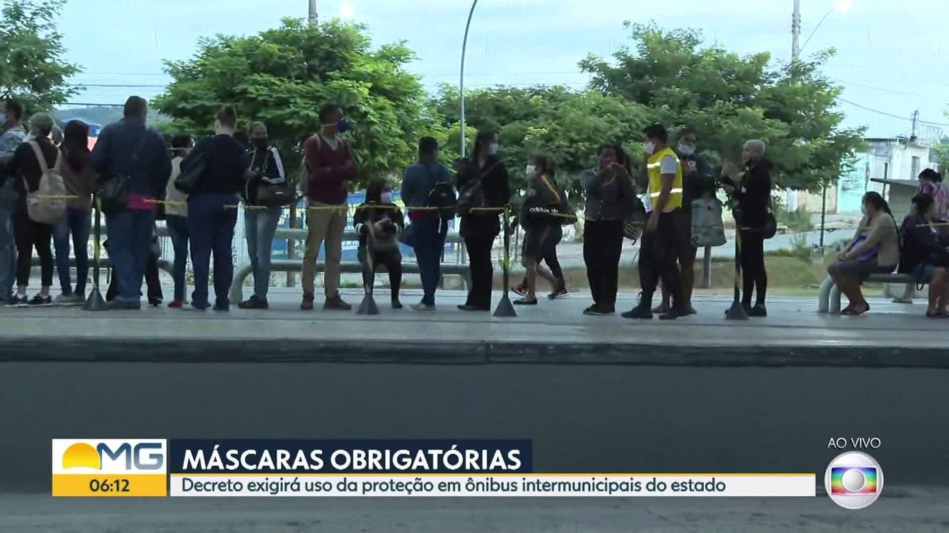 VÍDEOS: Bom Dia Minas de sexta-feira, 8 de maio