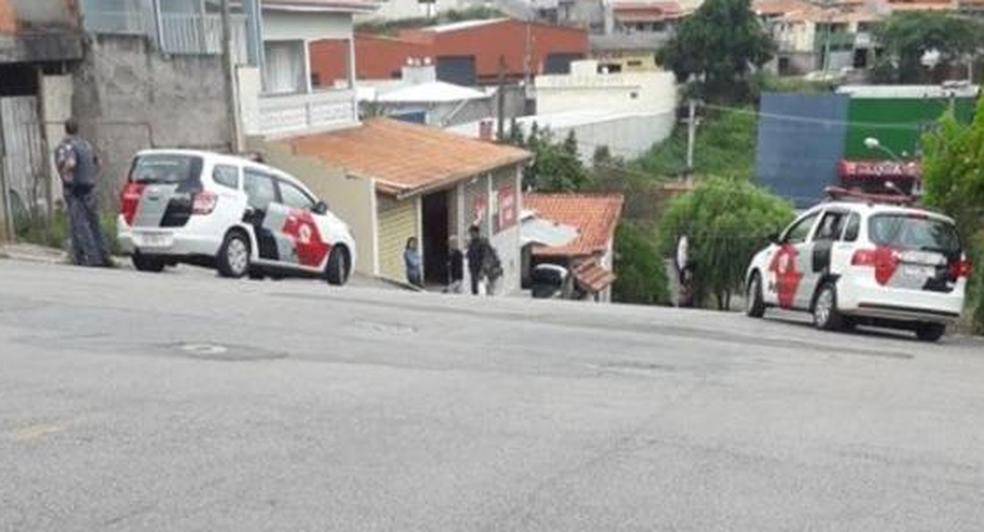 Homem foi morto a pauladas na manhã desta quarta-feira (14) em Itatiba (SP) (Foto: Facebook/Reprodução)