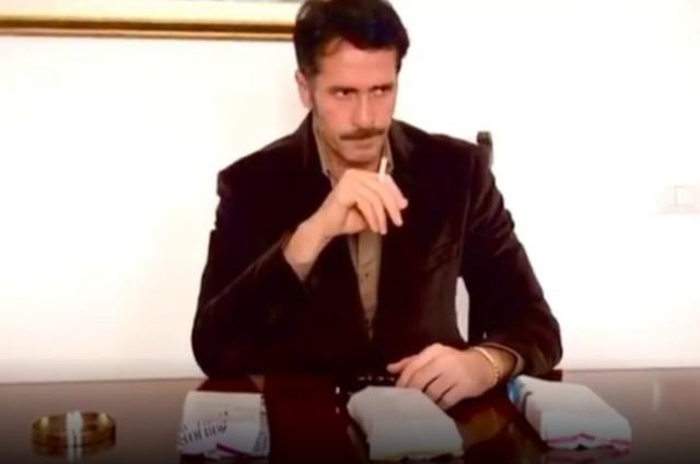 Cristian Stelutti durante audição para 'Rio Connection' (Foto: Reprodução)