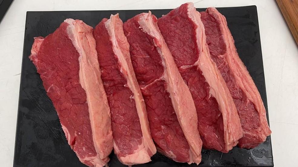 Carne bovina vai continuar aumentando de preço. — Foto: Lucas Rangel