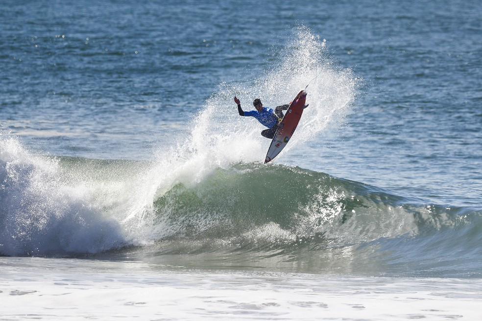 Medina vai para o Havaí com boas chances de conquistar o bi  (Foto: Divulgação/WSL)