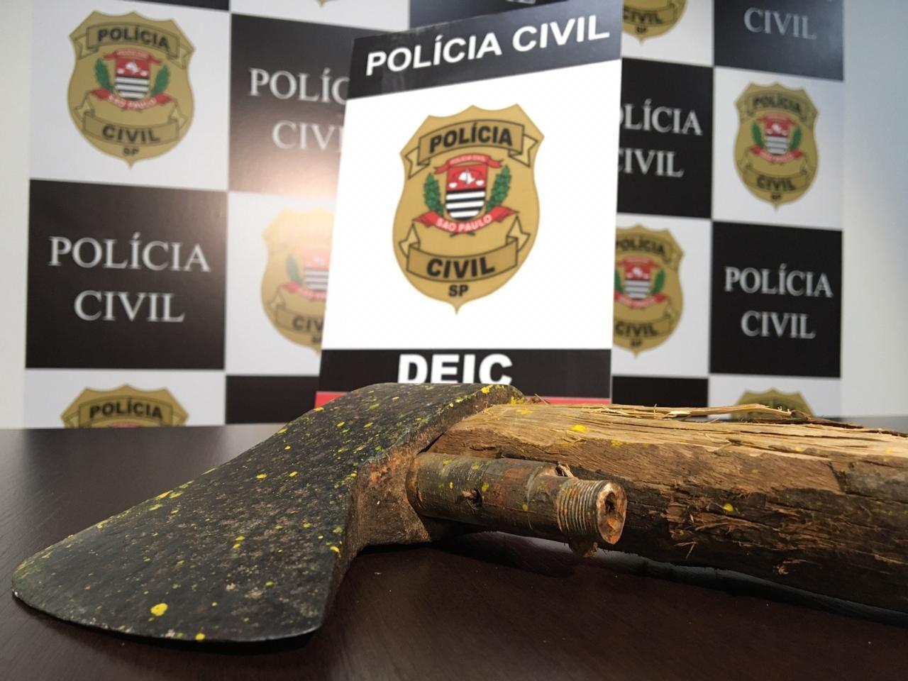 Amigo de adolescente apreendida com a mãe por matar ex-namorado com machado é preso em Sorocaba