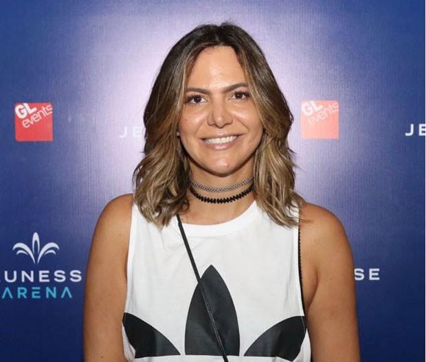 Carol Sampaio (Foto: Ed.Globo/Daniel Janssens)
