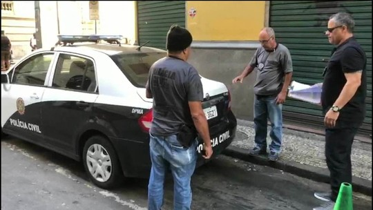 Polícia Civil e MP fazem buscas na casa e no gabinete do vereador Marcello Siciliano