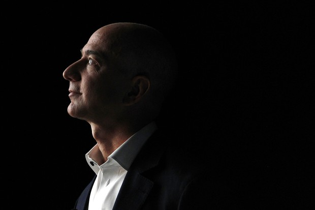 Jeff Bezos (Foto: Bloomberg/Getty Images)