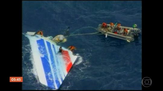 Air Fance pode ir a julgamento por acidente com voo que seguia do RJ para Paris em 2009