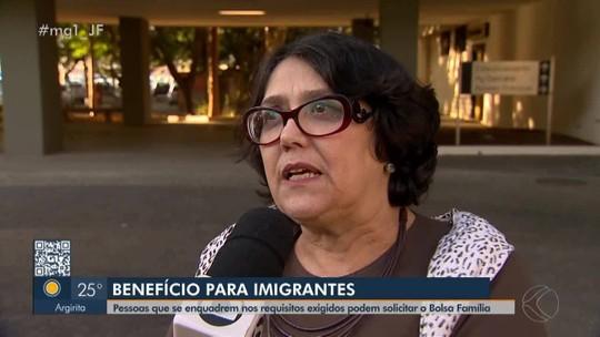 CREAS de Juiz de Fora orienta imigrantes e refugiados sobre Bolsa Família