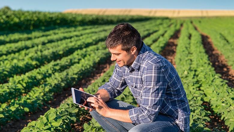 produtor-lavoura-tecnologia-inovacao-soja-gestao-no-agro (Foto: Shutterstock)