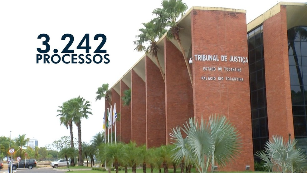 São mais de 3,2 mil processos por corrupção em andamento na Justiça (Foto: Reprodução/TV Anhanguera)