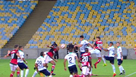 Melhores momentos de Flamengo 2 x 1 Junior Barranquilla