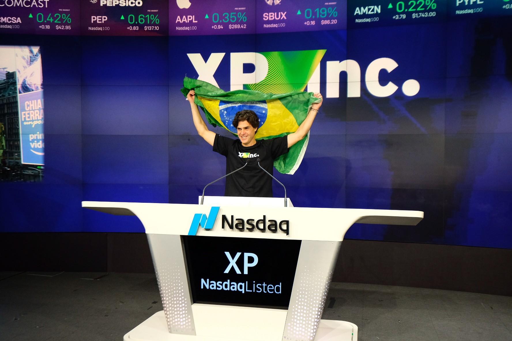 XP anuncia oferta pública de US$ 1,3 bilhões em ações