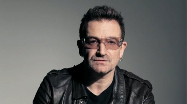 Além de liderar o U2, Bono Vox tem uma marca de roupas  (Foto: Reprodução)