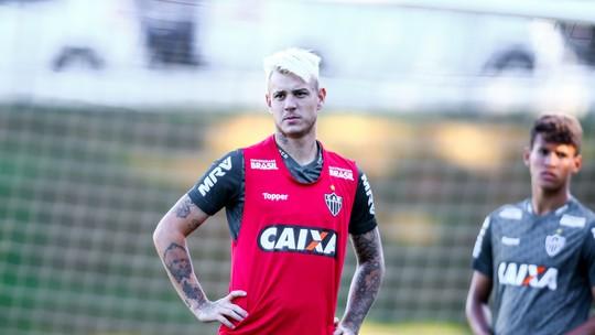 a12e044572296 Oferta árabe pode fazer com que Atlético-MG fique sem o artilheiro do Campeonato  Brasileiro