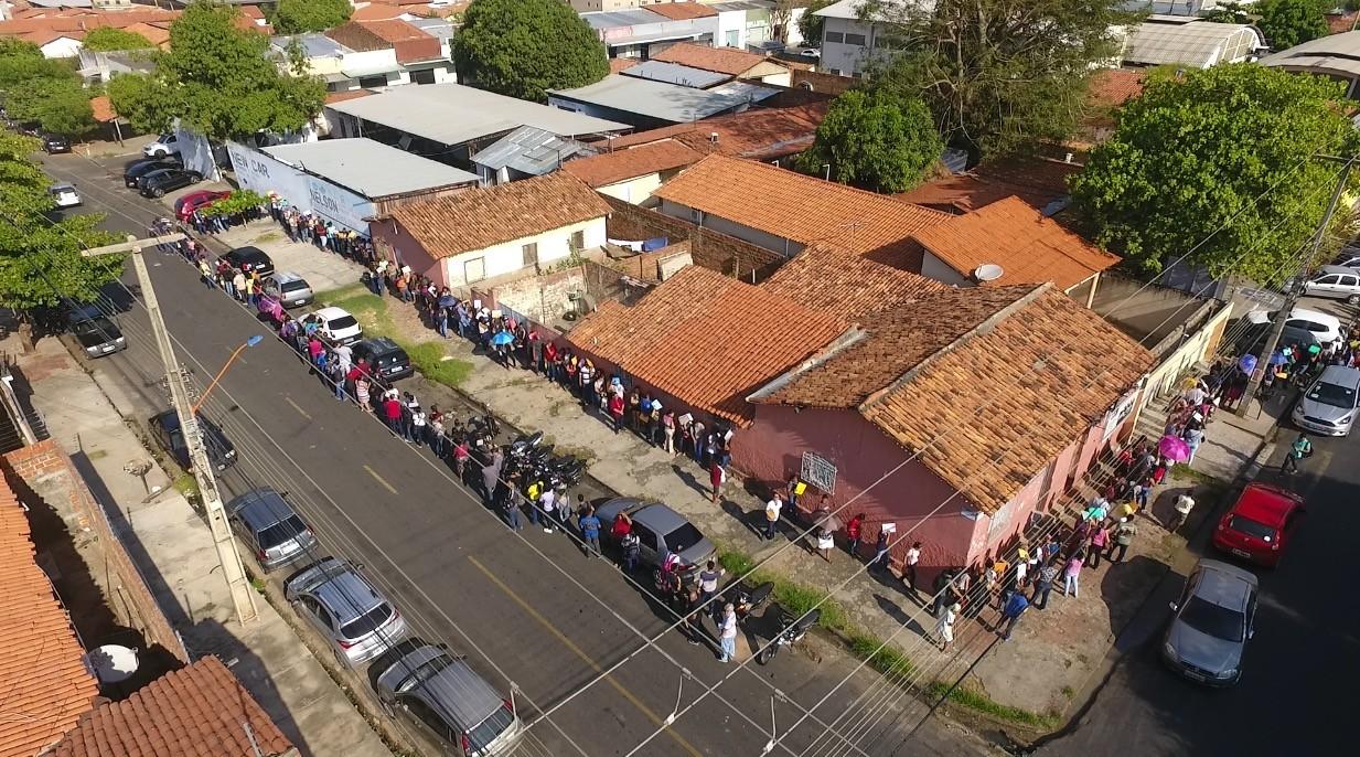 Taxa de desemprego em Teresina é a quarta maior do Brasil, afirma IBGE