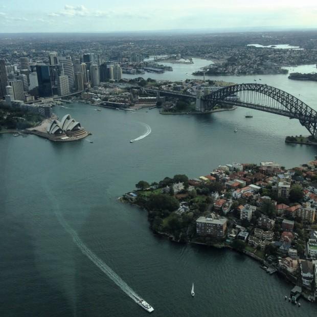 Viagem: o que há de melhor em Sydney (Foto: Hermés Galvão)