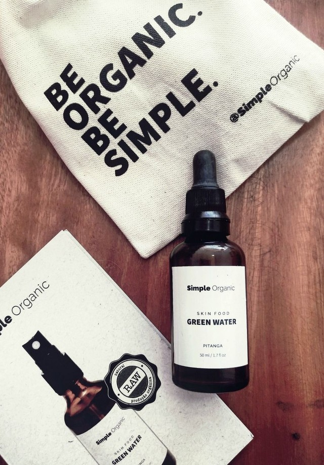 Simple Organic (Foto: Divulgação)