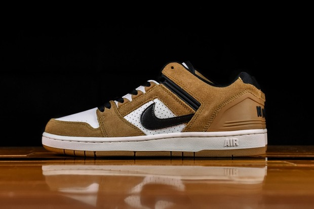 "O Nike SB Air Force 2 ""West Coast"" (Foto: Divulgação)"